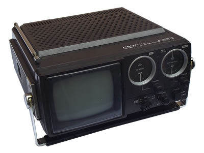 Crown Radio Corp TRP -104W