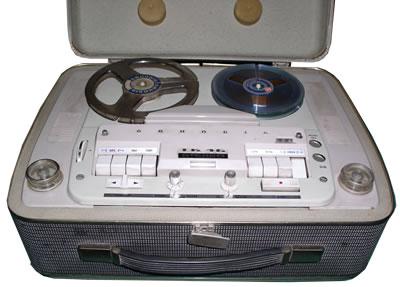 Magnetofon GRUNDIG TK46 STEREO