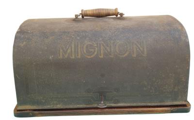 Pisaća mašina Mignon 2