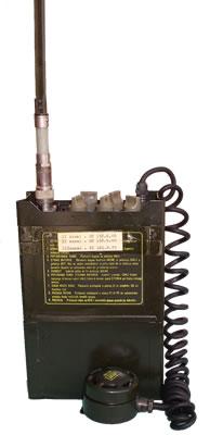 RADIO STANICA PRC-339-2X