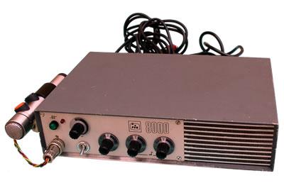 RADIO STANICA RIZ 8000F1