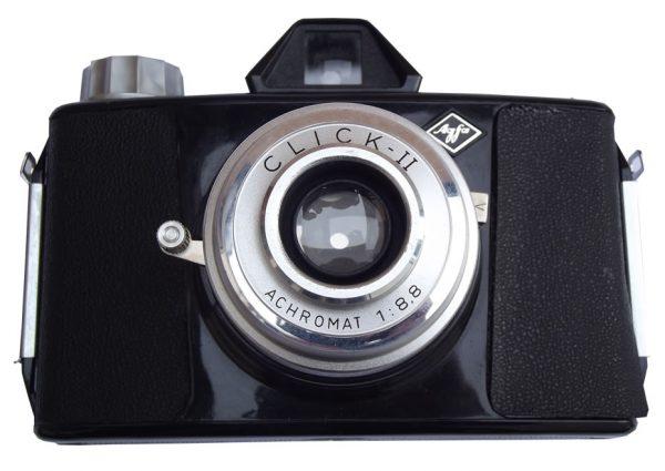Foto-aparat Agfa, Click-II