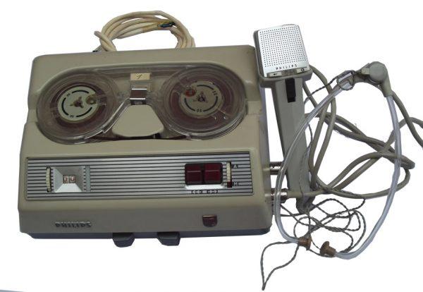 Magnetofon Type EL 3581/72R