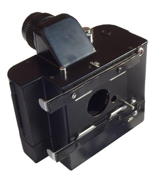 Foto-aparat – snimanje s dijapozitiva