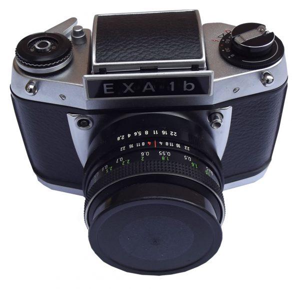 Foto-aparat Exa 1b