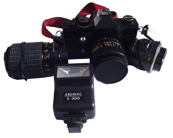 Foto-aparat Revue ML