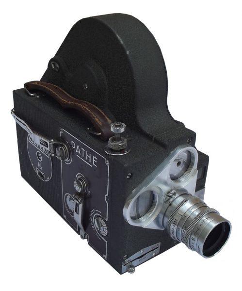 Camera Webo Super 16