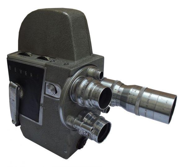 Kamera Revere Eight