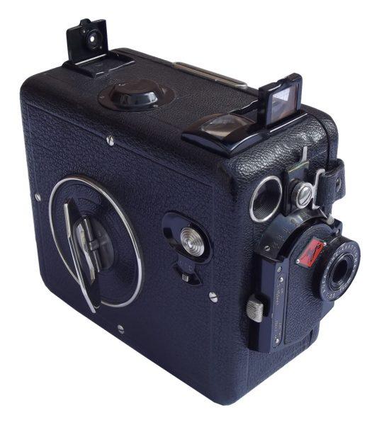 Kamera Agfa-Kine-Anastigmat
