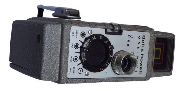 Kamera 8, model: 134