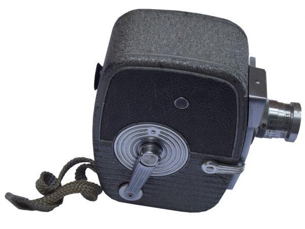Kamera, model K-25 Capri