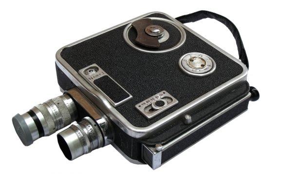 Meopta kamera 8 mm, Typ: 811