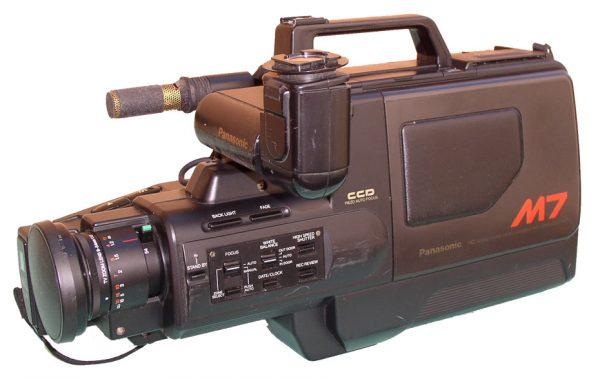 Kamera VHS Panasonic NV-M7E