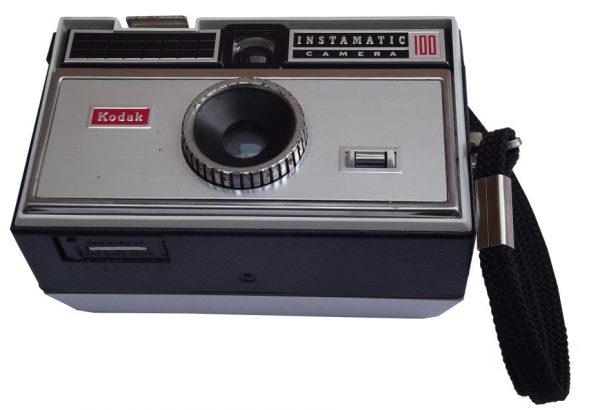 Foto-aparat Kodak Instamatic Camera 100