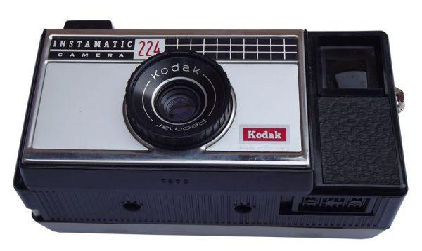 Foto-aparat Kodak Instamatic Camera 224