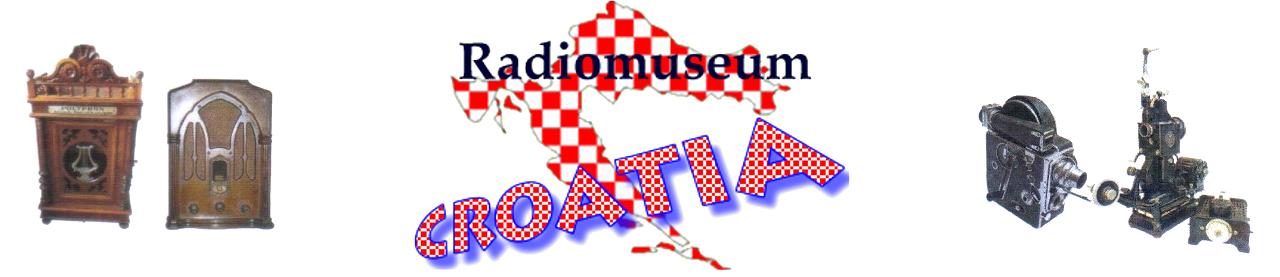 RADIOMUSEUM-CROATIA