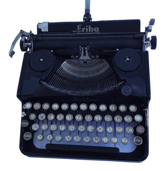 Pisaća mašina Erika