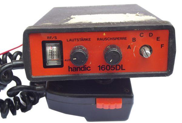 Radio-stanica Handic 1605DL