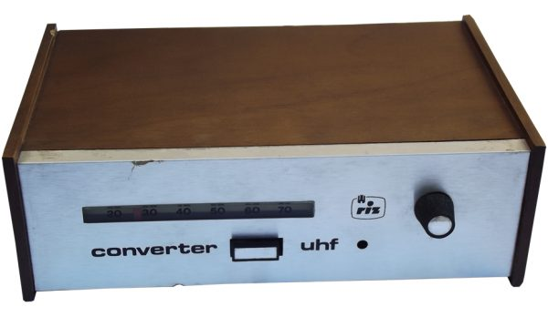 Converter TV (RIZ)