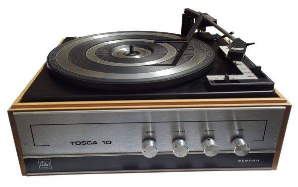 Tosca 10 Stereo