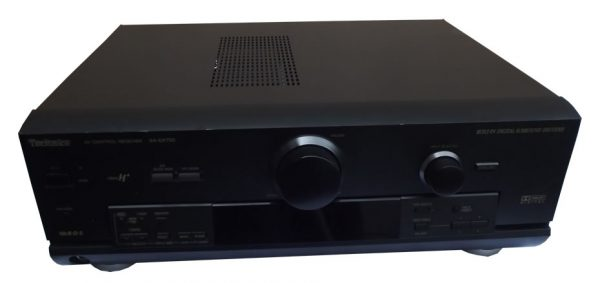 AV Control Receiver SA-DX 750, Sohor R-D-S, Built in Digital Surround Decoder