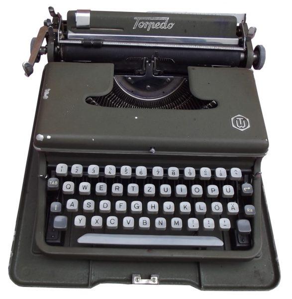 Pisaća mašina Torpedo
