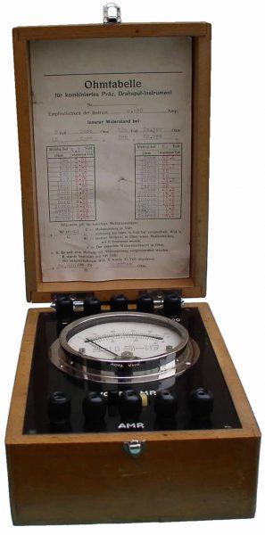 Voltmetar Tip NOM-01/25 Tip NOP-01/4
